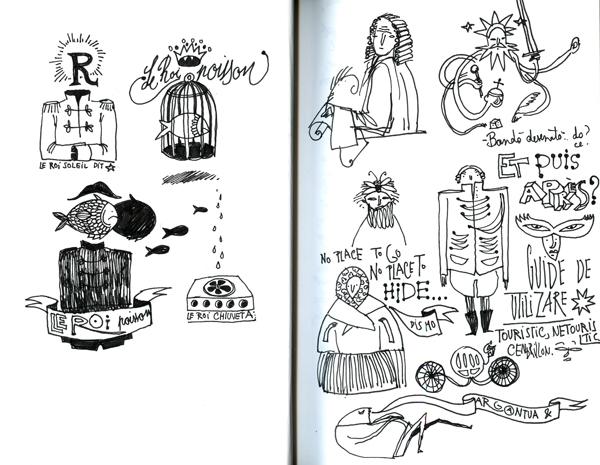 desene din plictiseala