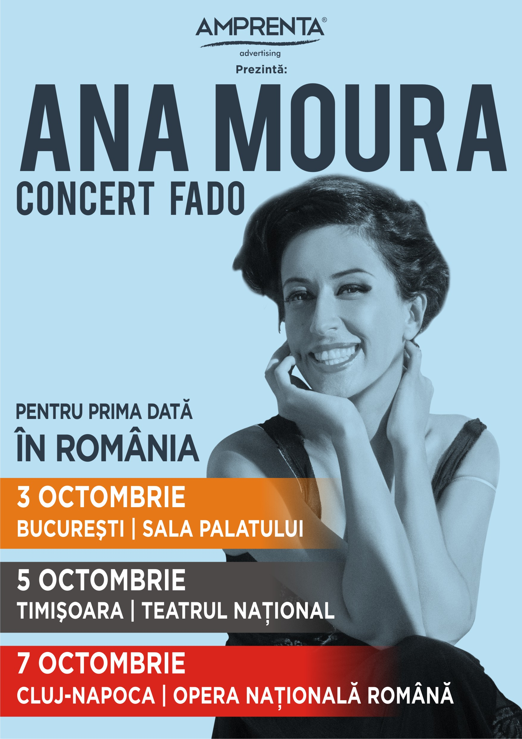 Ana Moura afis general