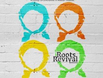 Roots Revival Romania – Colors of Maria- Turneu național în 10 orașe.
