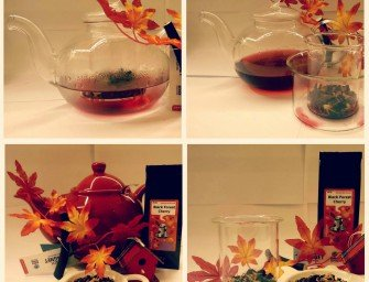 Povești din Casa de Ceai: Black Forest Cherry