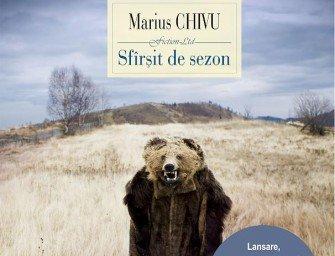 Marius Chivu la Cărtureşti Verona: lansarea volumului de povestiri Sfîrşit de sezon