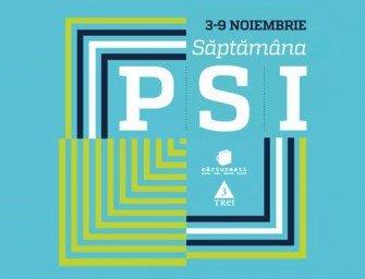 Săptămâna PSI la Cărtureşti – 3/9 noiembrie 2014