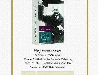 """Întâlniri cu oameni remarcabili"" de G.I. Gurdjieff"