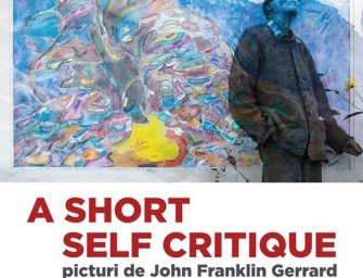 A SHORT SELF CRITIQUE – picturi de John Franklin Gerrard