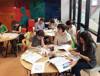 CREATIVE LEARNING lansează în sesiunea de toamnă 3 cursuri noi:  Personal Branding, Social Media, Nutriție & Wellbeing