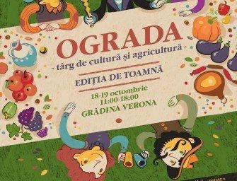 OGRADA: târg de cultură și agricultură