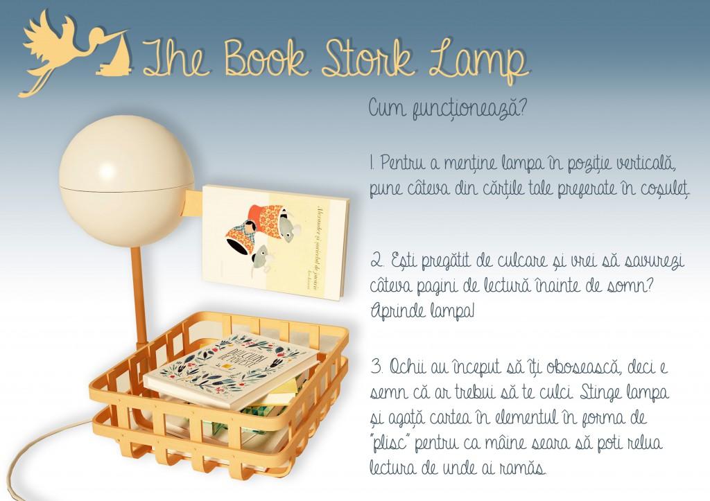 Cristina Bulat Book Stork 1
