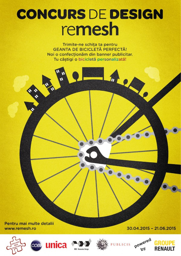 poster_recycle_bicycle