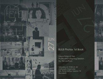 Lansarea albumului de fotografie BULB