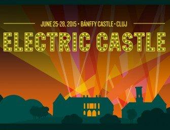 Cărturești te trimite la Electric Castle!