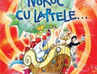 Neil Gaiman: Noroc cu laptele