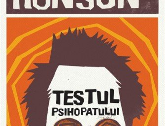 Testul psihopatului: O călătorie prin industria nebuniei, de Jon Ronson