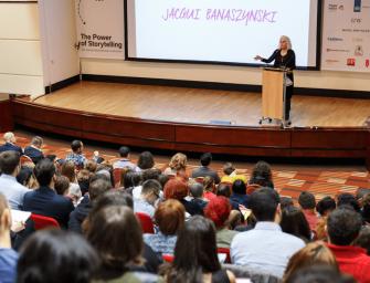 The Power of Storytelling aduce câștigători de Pulitzer și Emmy la București