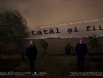"""Expoziția de fotografie """"TATĂL ȘI FIII"""" – Francisc Mraz și Maria Mraz"""