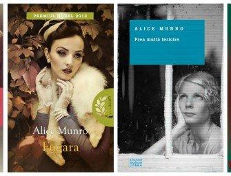 "Alice Munro, maestru ""by default"""