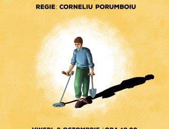 """Să Film!: Proiecţie şi dezbatere """"Comoara"""" (2015, regie Corneliu Porumboiu)"""