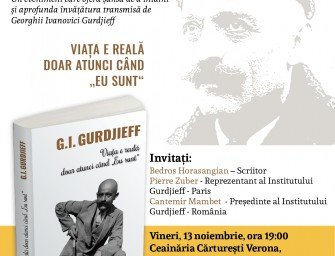 G.I. GURDJIEFF SI OPERA SA