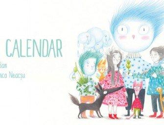 Povești din calendar | lansare-preview @Gaudeamus