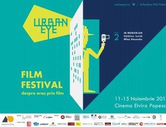 Mâine începe Festivalul de Film UrbanEye /ediția a 2-a/ despre oraș prin film