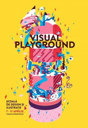 Poster Visual Playground 2016