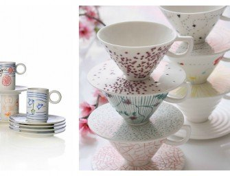 Ghidul Cadourilor Deștepte | Din nou despre design italian: când Aprilie înfloreşte într-o ceaşcă de ceai