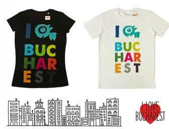 I Love Bucharest – un nou proiect exclusiv ROD Cărturești