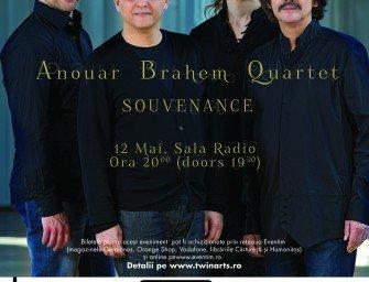 Două zile până  la concertul Anouar Brahem Quartet la Jazz Night Out