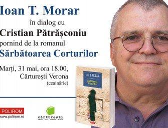 Ioan T. Morar în dialog cu Cristian Pătrășconiu la Cărturești Verona