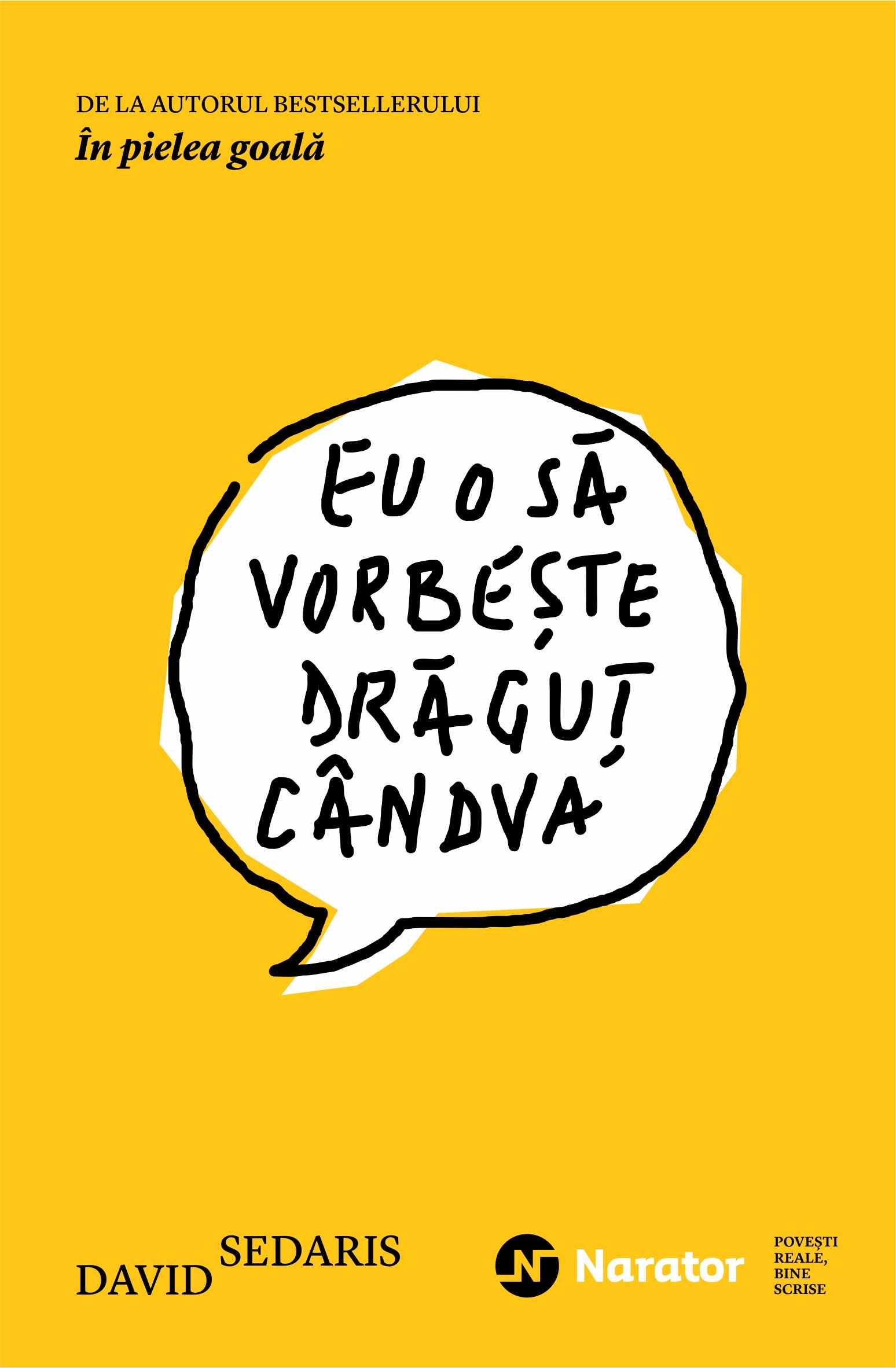 Eu o sa vorbeste dragut candva_editurapublica