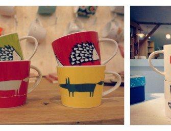 Ceramică englezească de designer la tine acasă