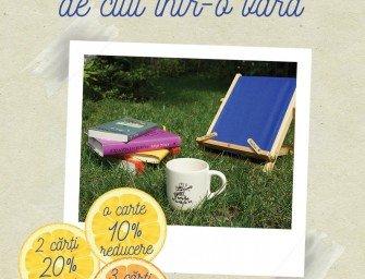 101 cărți de citit într-o vară