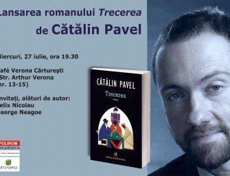 Lansare la Café Verona: Trecerea, de Cătălin Pavel
