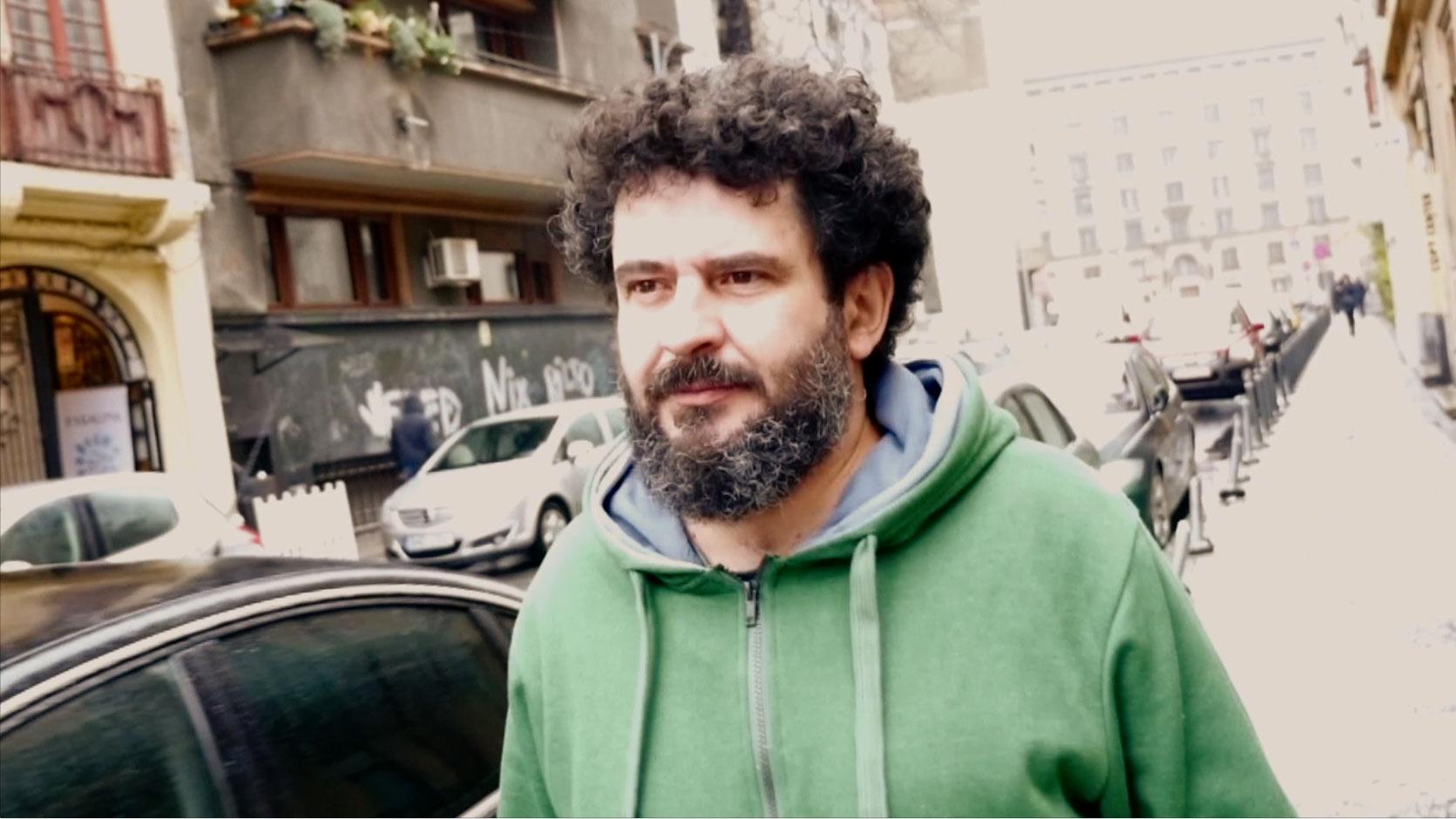 Nicolae Comănescu | foto via veiozaarte
