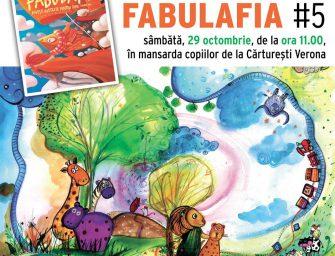 Fabulafia ajunge la numărul cinci