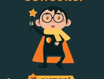 Concurs: Câştigă un pachet exclusiv Harry Potter!