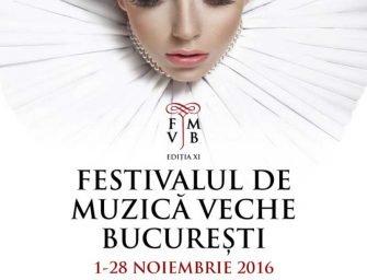 Începe luna Festivalului de Muzică Veche București