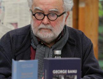 George Banu: Cărțile te-mbogățesc și teatrul deseori te însuflețește