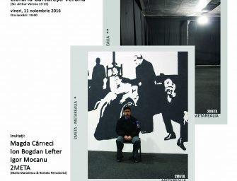 Lansare album – Metarealia: un discurs metavizual/ 2META
