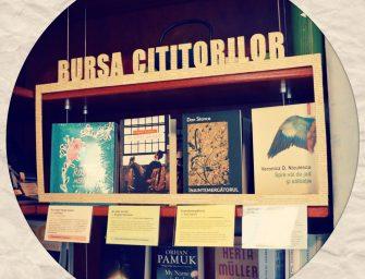 Bursa cititorilor: recomandări de noiembrie