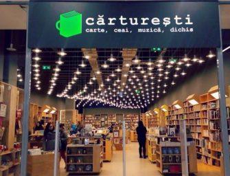 O nouă librărie Cărturești s-a deschis în Brașov