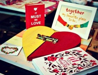 Inspirație de ultim moment pentru Sfântul Valentin