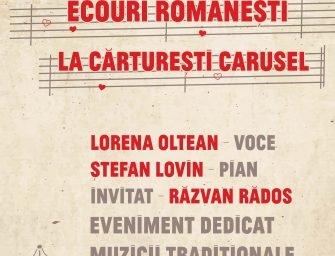 De dragoste la Cărturești Carusel