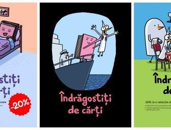Îndrăgostiți de cărți: reduceri la cărți amorezate și stickere Fredo and Pid'Jin