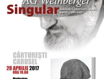 """""""Singular"""" de la AG Weinberger la Carusel"""