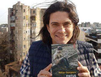 """Adrian Georgescu: """"Stilul înseamnă nu doar să scrii, ci să și renunți la ce ai scris"""""""