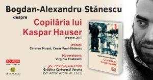 cover-event-bogdan-stanescu_copilaria-lui-kaspar-carturesti-verona