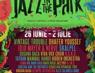 Jazz in the Park 2017 – din ce în ce mai aproape