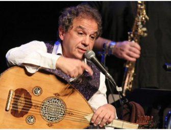 Un concert-eveniment, un voiaj muzical între Orient și Occident – Rabih Abou-Khalil trio