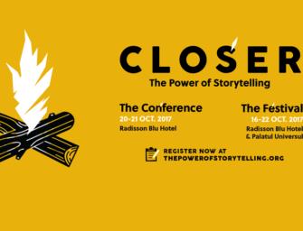 The Power of Storytelling: recomandări din programul festivalului