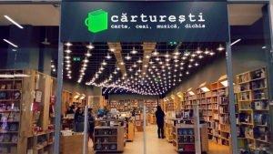 Cărturești Brașov- Galeria Carrefour